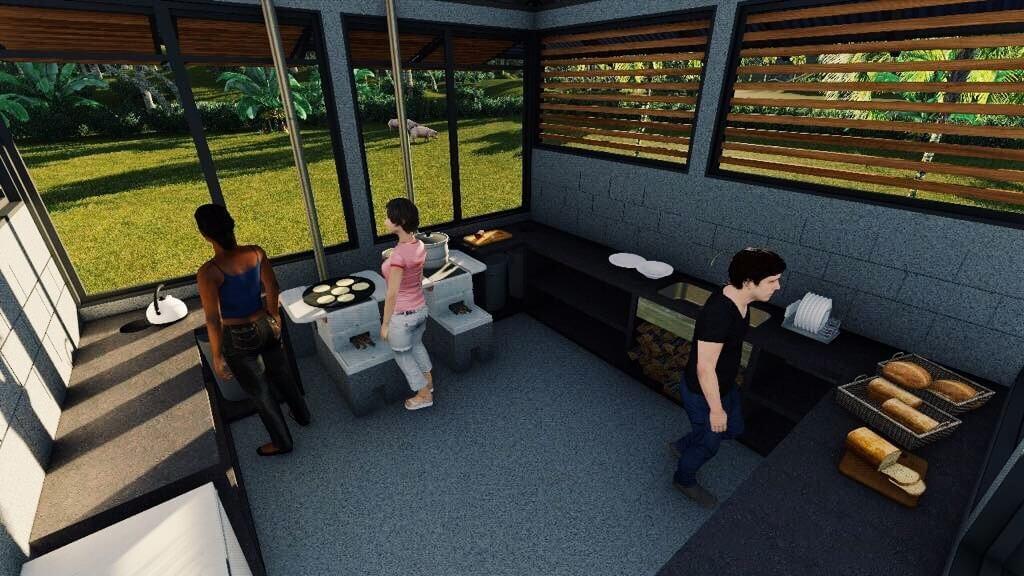 Sarita Kitchen
